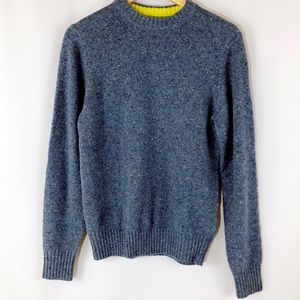 Lambswool Canvas Lands' End Vintage Sweater